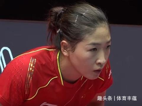 卫冕冠军击垮刘诗雯,世界第一两个悬念,刘国梁哭笑不得