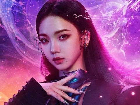 aespa成员KARINA新专辑宣传照曝光