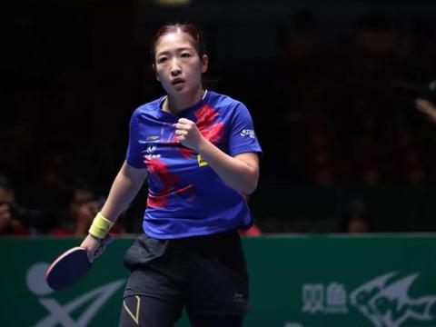 保留国乒奥运资格唯一悬念,女单2选1,刘诗雯还有戏