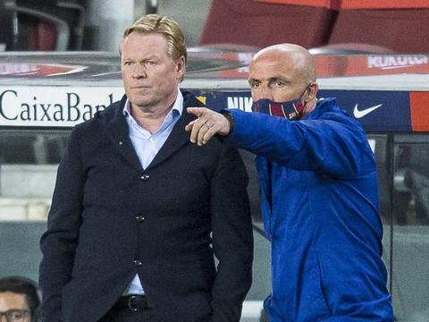 纳格尔斯曼想招巴萨助教进拜仁教练组,是科曼重要智囊