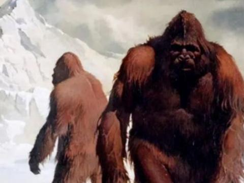 喜马拉雅山中壁画揭秘:野人与外星人战斗,人类祖先来历非凡