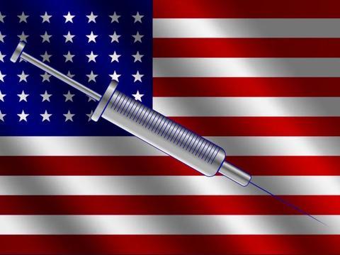 拜登决定支持放宽新冠疫苗专利保护 疫苗制造商表示不满