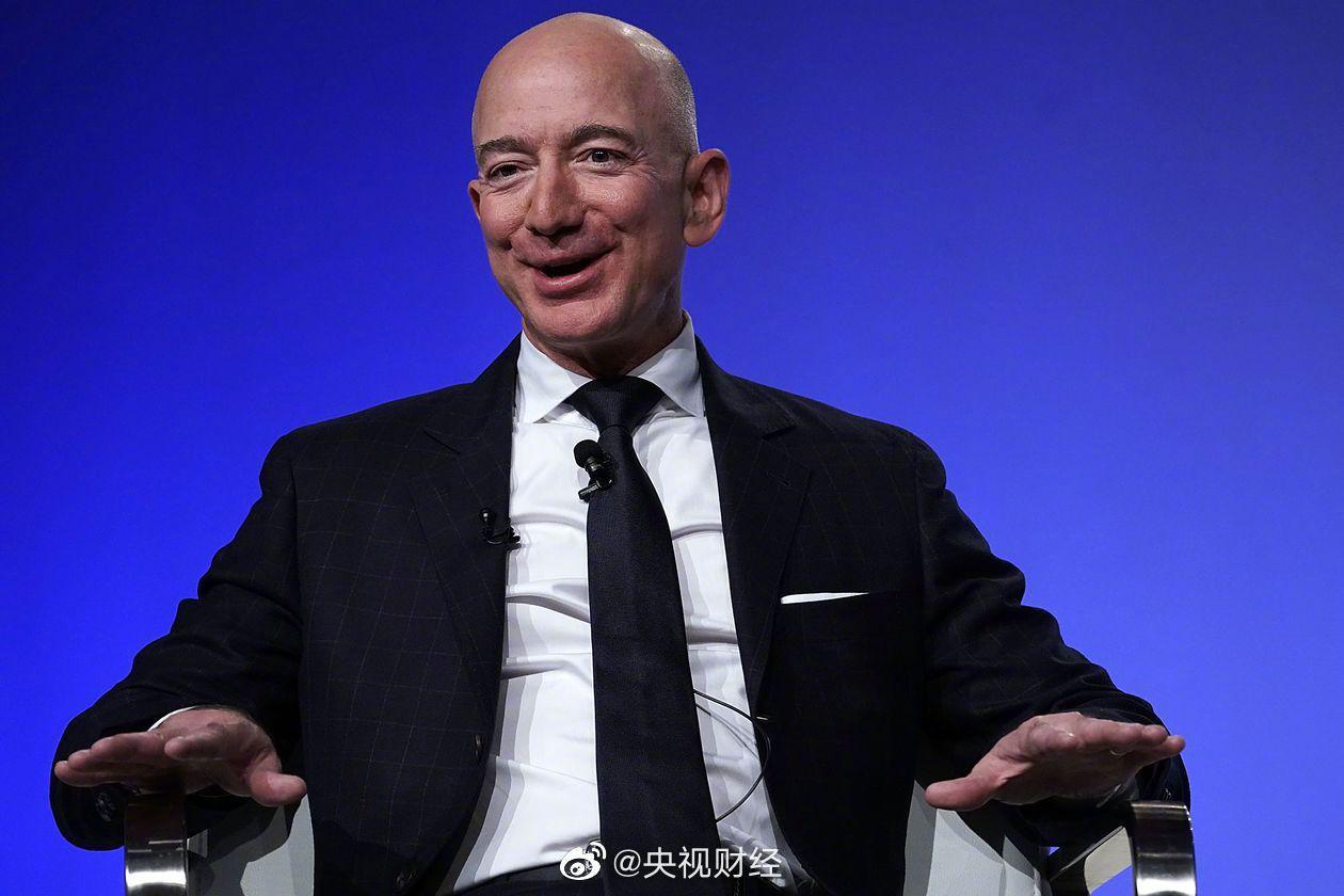 贝索斯出售25亿美元亚马逊股票