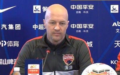 小克鲁伊夫:对广州城的目标就是取胜 成绩的压力就是赢球的动力
