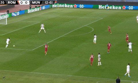 复盘曼联2-3罗马:重视不足兵败罗马,努力却有所不足的范德贝克