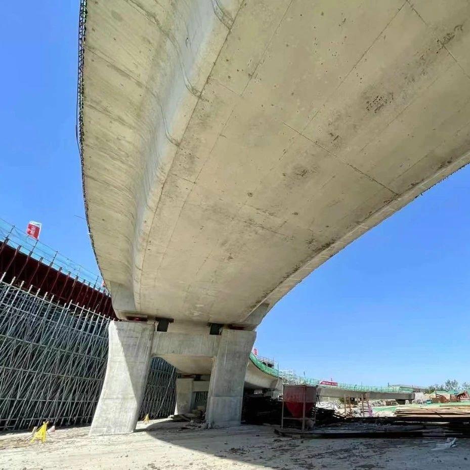 这项工程建成后,从天津机场去津蓟高速这样走最快