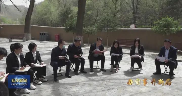 延安:学党史践初心 跟党走担使命