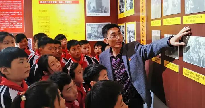新华社 枣庄滕州市:让党史学习教育走进千家万户