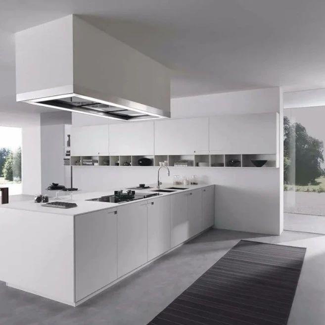 意大利的橱柜设计,不一样的厨房空间!
