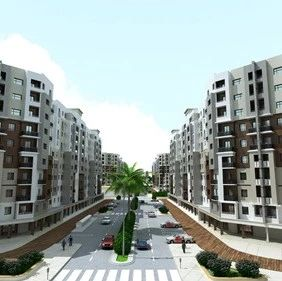 北京城建二公司阿尔及利亚3000套保障房项目开工