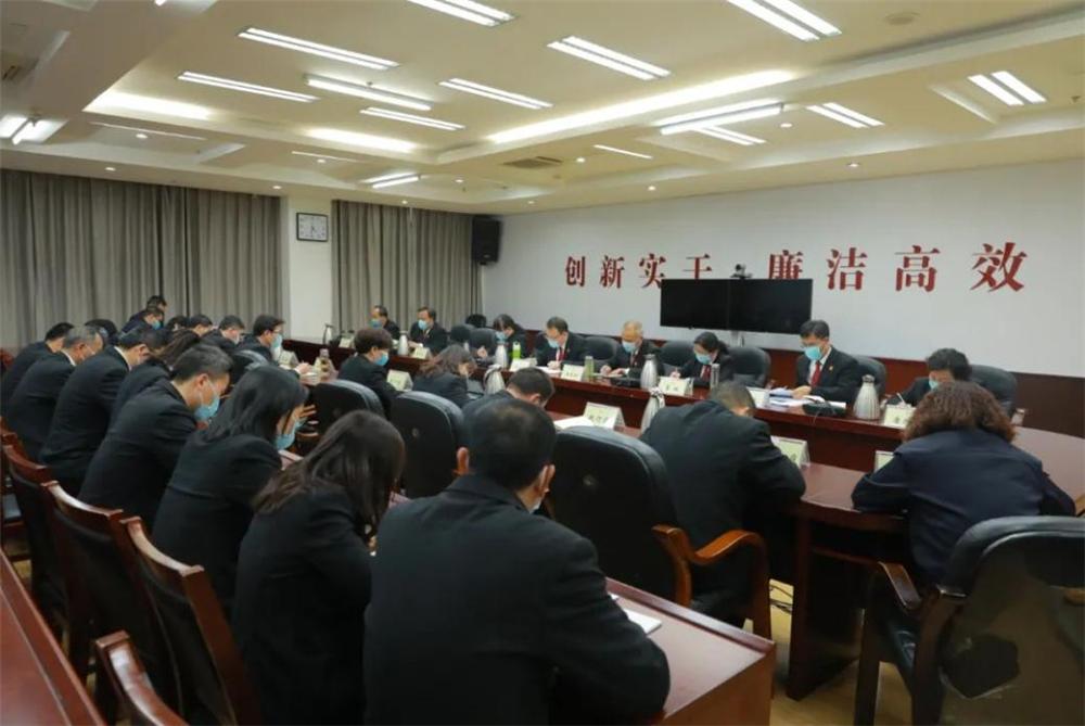 """连云港海州区人民法院采取""""五个一"""" 推进超长期案件清理工作"""