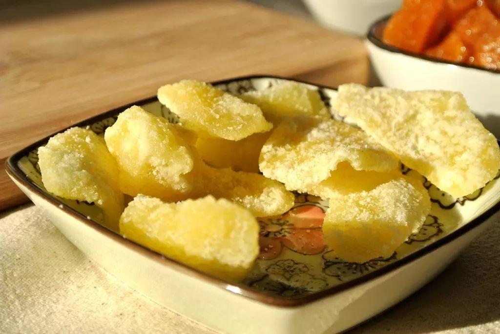 教你营养好吃的姜糖,驱寒暖胃又能解馋,冬日必备的小零嘴