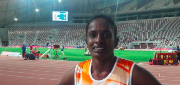印度名将因兴奋剂被禁赛四年!中国田径美女递补金牌