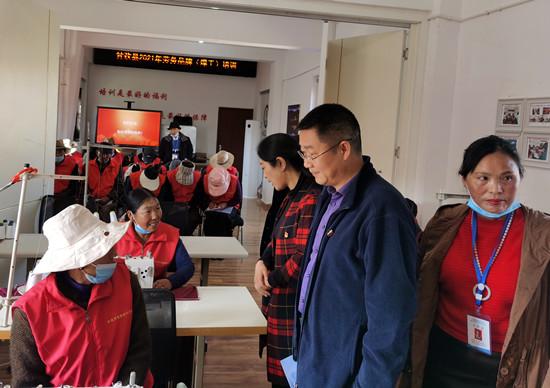 甘孜县人才交流和就业创业服务大厅免费开放