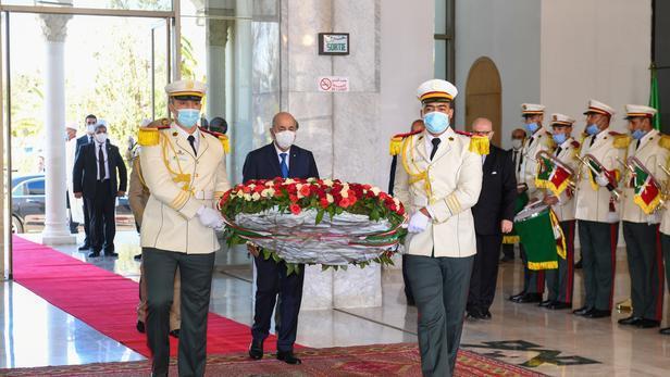 """阿尔及利亚全国记忆日 呼吁法国""""悔改"""""""