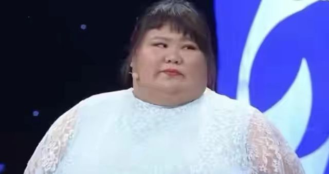 校花陈皖枝,结婚3年被丈夫喂到332斤,却说:知道老公爱我不恨他