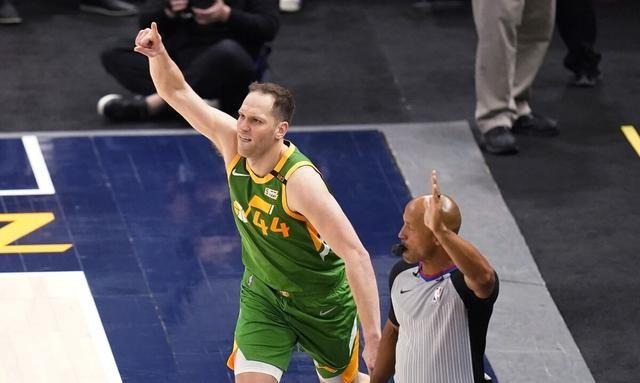 今日NBA:湖勇将打附加赛,博扬48分比肩马龙,胖虎伤鹈鹕怨裁判
