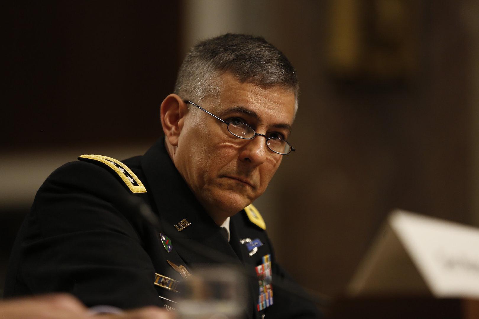 """美军指挥官称中国都""""威胁""""到大西洋了"""