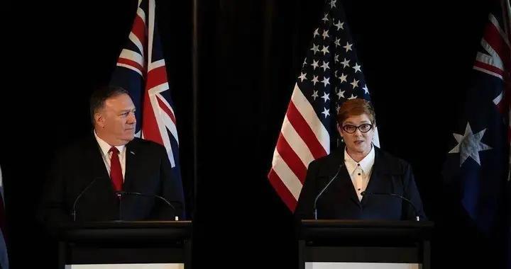 面对澳大利亚疯狂行为,中方轻轻一出手,澳元汇率就立刻大幅暴跌