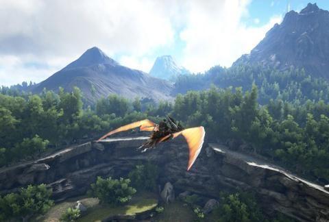 Steam生存游戏排行,《方舟生存进化》用DLC成就辉煌