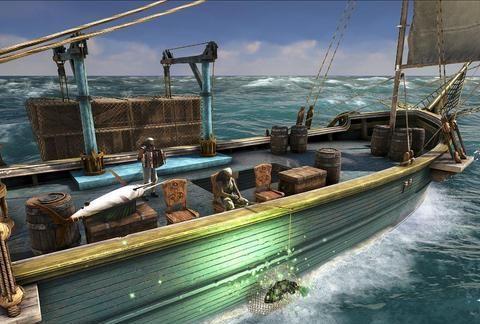 Steam生存游戏排行,《ATLAS》或许会出现打捞船捞宝藏