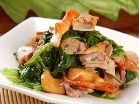孕妇不妨常吃此菜,补充钙质,增强免疫力,堪称天然叶酸