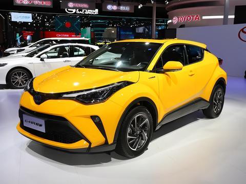 进一步丰富产品阵容 广汽丰田C-HR双擎版本月底正式上市