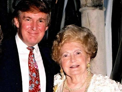 特朗普母亲:从佣人逆袭豪门贵妇,评价儿子:他若从政将是场灾难