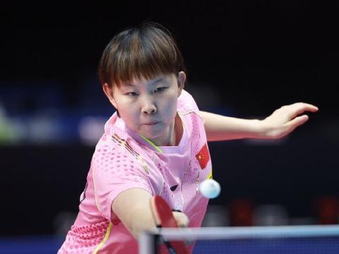 横扫刘诗雯后,国乒世界冠军0-3惨败,获第4名,猛将勇夺季军
