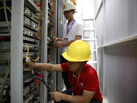 海南联通:匠心网络、护航消博