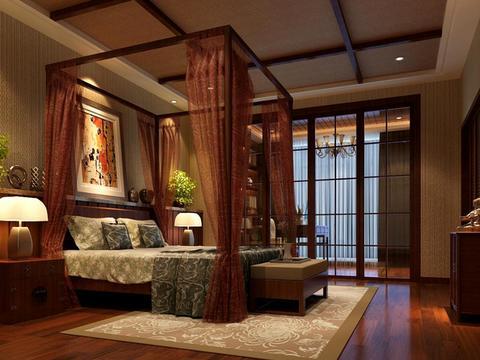 东南亚风格墙纸图案