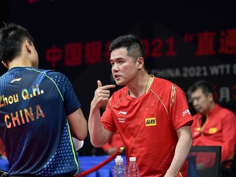 国乒直通赛最佳教练出炉!不是秦志戬马琳,刘国梁真的应该重用他