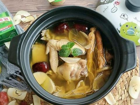 夏季进补,多给家人喝这汤,营养丰富,补血益气,顺利度过夏天