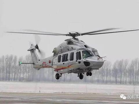 青岛直升机公司拟购两架国产哈飞AC352直升机