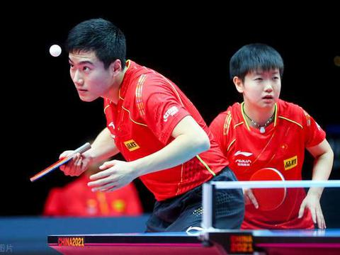刘国梁力挺奥运组合,喊话张本伊藤来打国际直通赛