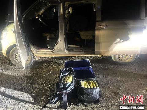 云南普洱破获一起特大运输毒品案 缴毒近17公斤