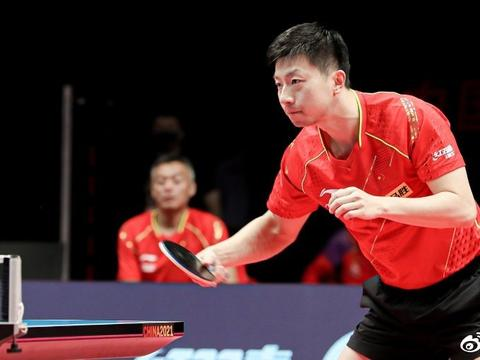国乒三号种子淘汰世界冠军摘铜!马龙拒绝二连败