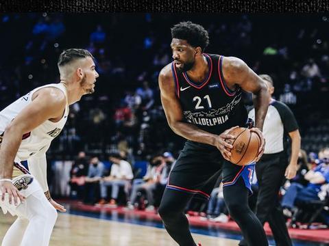 NBA综述:恩比德37+13助费城险胜 巴特勒带队擒森林狼对喷唐斯