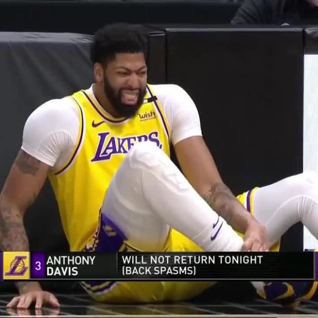 浓眉伤情更新!NBA卫冕冠军逃过一劫,有望出战争六关键战