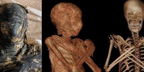 2000多年前的可怕事实,孕妇怀孕7个月,活生生被制成木乃伊