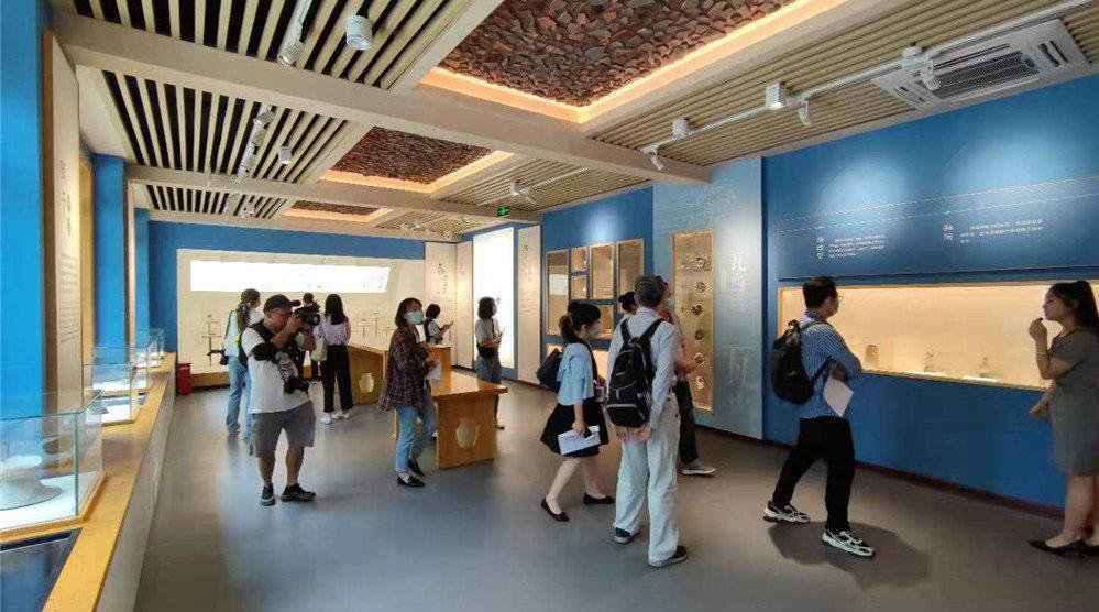 陶瓷艺术殿堂 成都隋唐窑址博物馆焕新开放