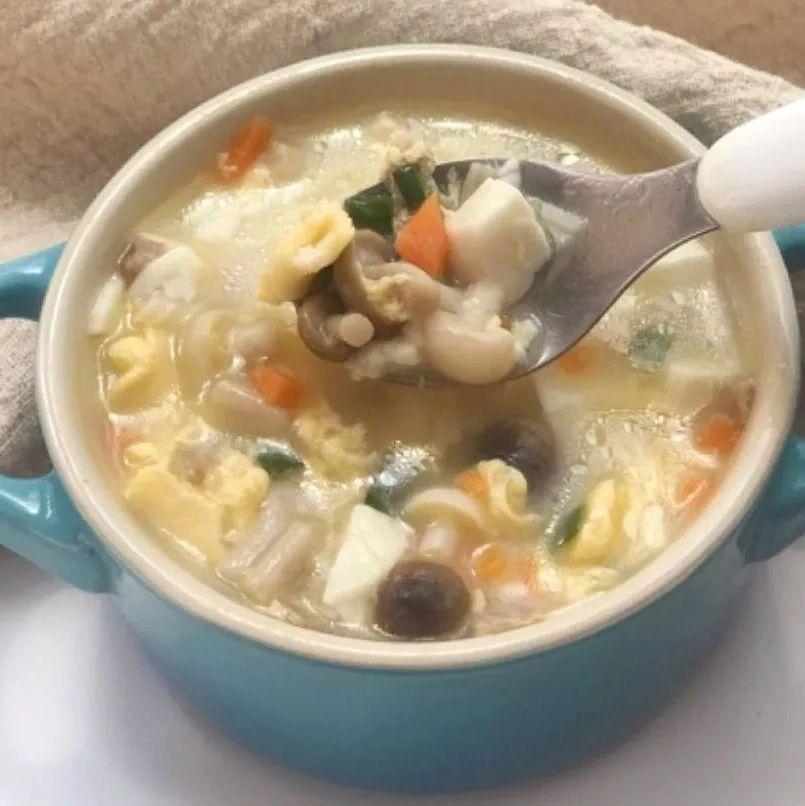当汤有了料,营养又快手,谁会不喜欢?