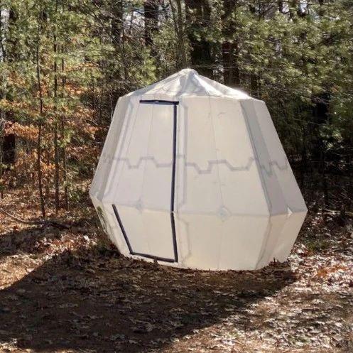 """万物皆可折叠:继NASA用来造飞船太阳能板后,人们又用""""折纸""""拯救流浪者"""