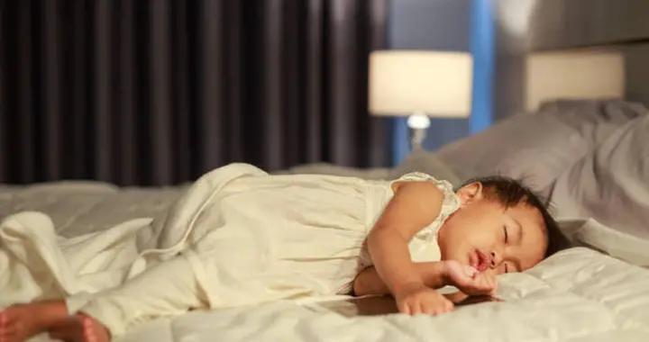 宝宝睡眠时刻表新手父母收好