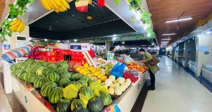 松江区4月份各监测点64种主副食品零售均价涨跌情况公布