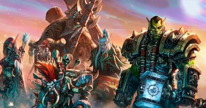 游戏中的骑士精神:魔兽世界战士英勇善战,这里更是坚不可摧