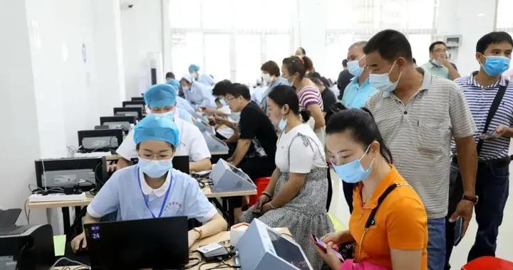 贵港市级新冠病毒疫苗大型临时接种点开放,预约攻略收好