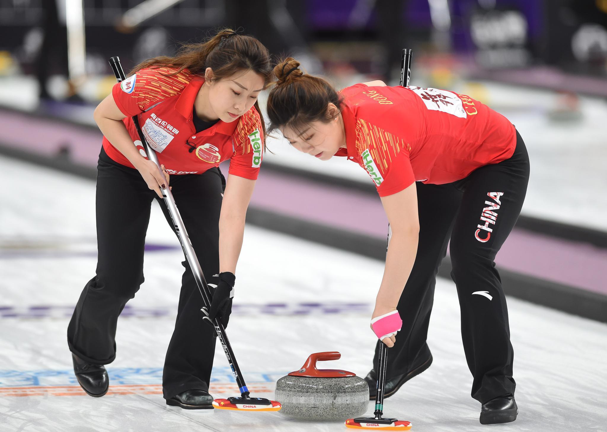走近冬奥|女子冰壶世锦赛循环赛结束 中国队无缘复赛