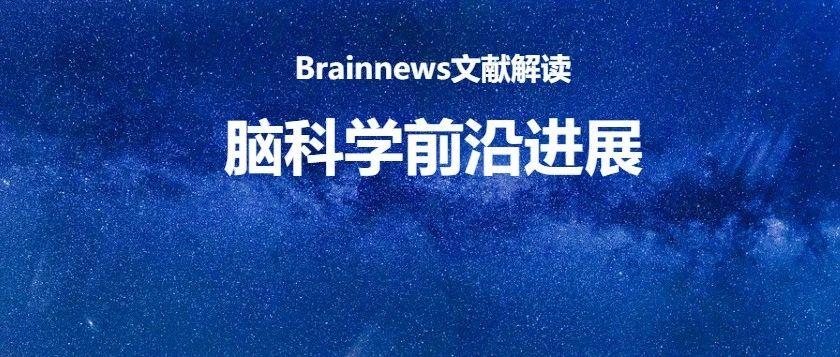 "HBM封面文章:利用磁共振成像技术刻画""神经质""的大脑结构及功能基础,如何统一?"