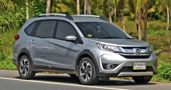 本田全新SUV曝光,7座1.5L自吸怎么够用?